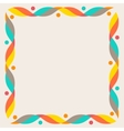 Design elements - colorful waves vector