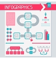 Infographics elements collection set 3 vector