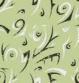 Green abstract seamless vector