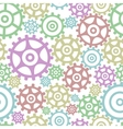Background from gears vector