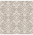 Beige seamless pattern vector