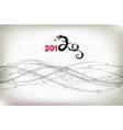 2012 year of dragon vector