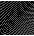 Design monochrome parallel waving lines background vector