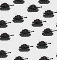 Tank pattern vector