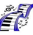 Piano wave vector