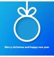 Christmas applique background  eps8 vector