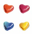 3d heart clipart colorful free vector