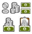 Money vector