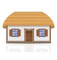 Ancient farmhouse 01 vector