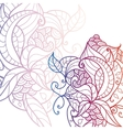 Abstract invitation card vector