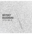 Abstract background triangle and white vector