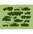 Defense technology vector