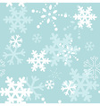 Decorative winter christmas seamless texture vector