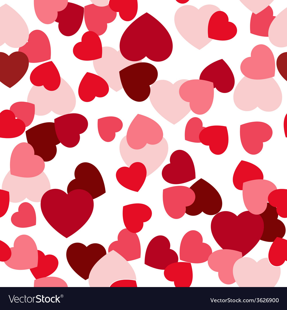 Flying hearts vector | Price: 1 Credit (USD $1)
