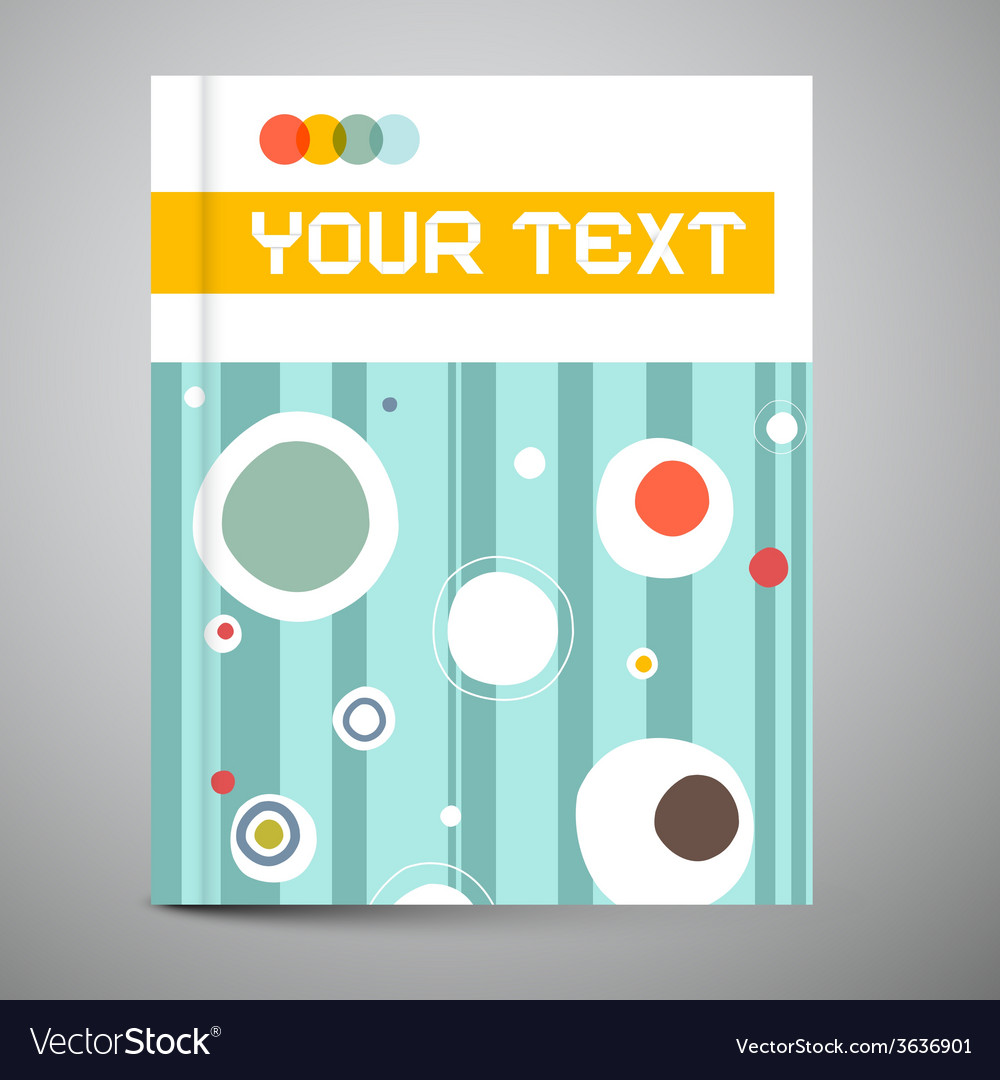 Brochure - book template - layout vector | Price: 1 Credit (USD $1)