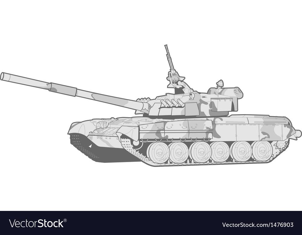 Tank vector   Price: 1 Credit (USD $1)
