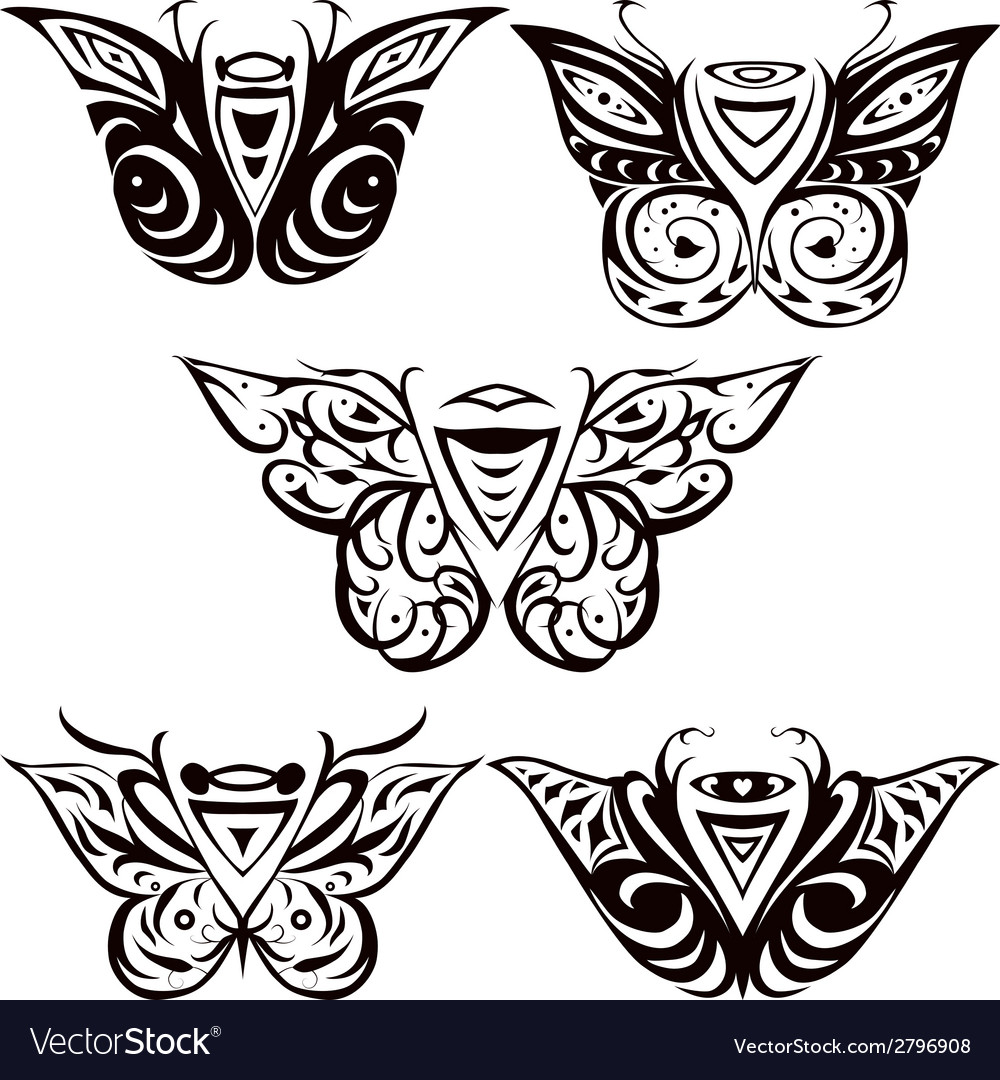 Night butterfly hawkmoth vector | Price: 1 Credit (USD $1)