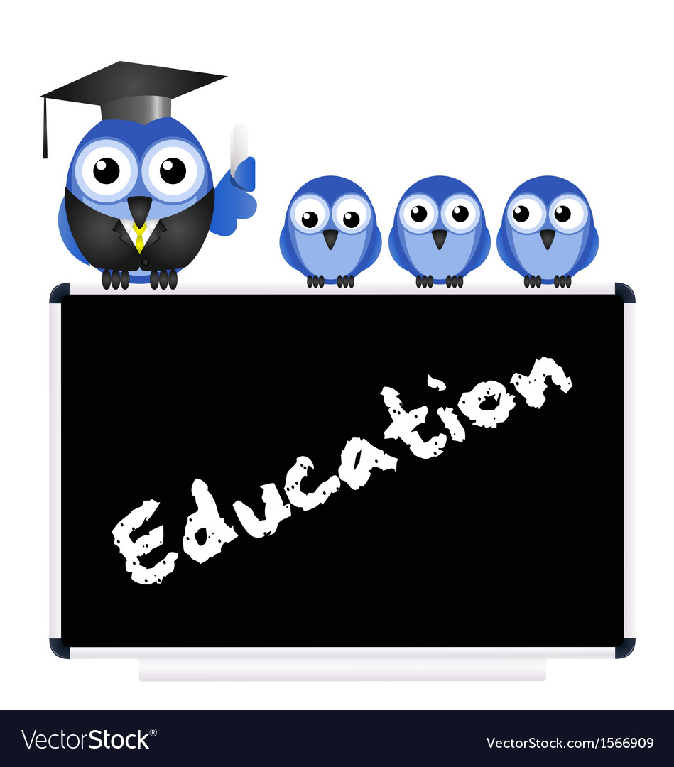 Education message vector | Price: 1 Credit (USD $1)
