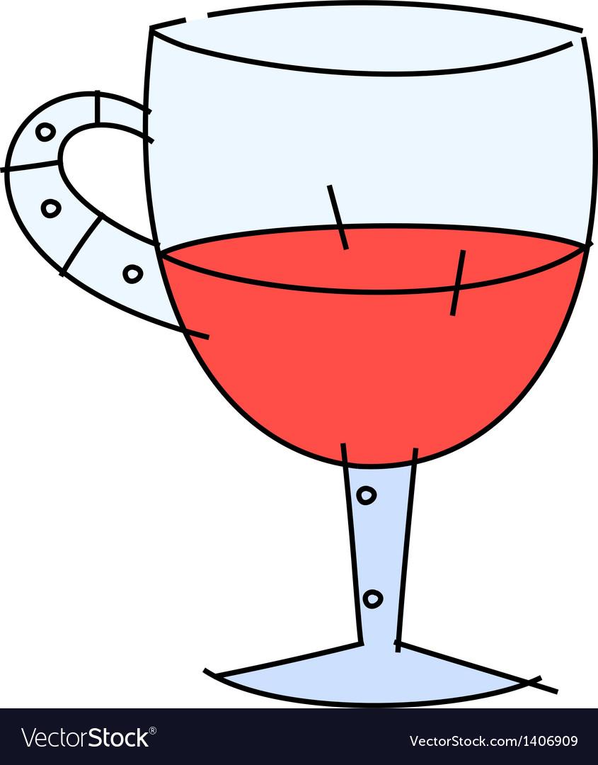 Icon wine vector | Price: 1 Credit (USD $1)