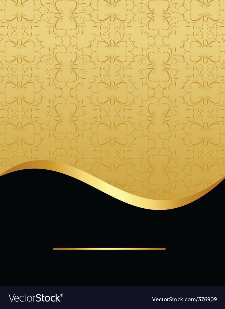 Luxury card or invitation vector | Price: 1 Credit (USD $1)