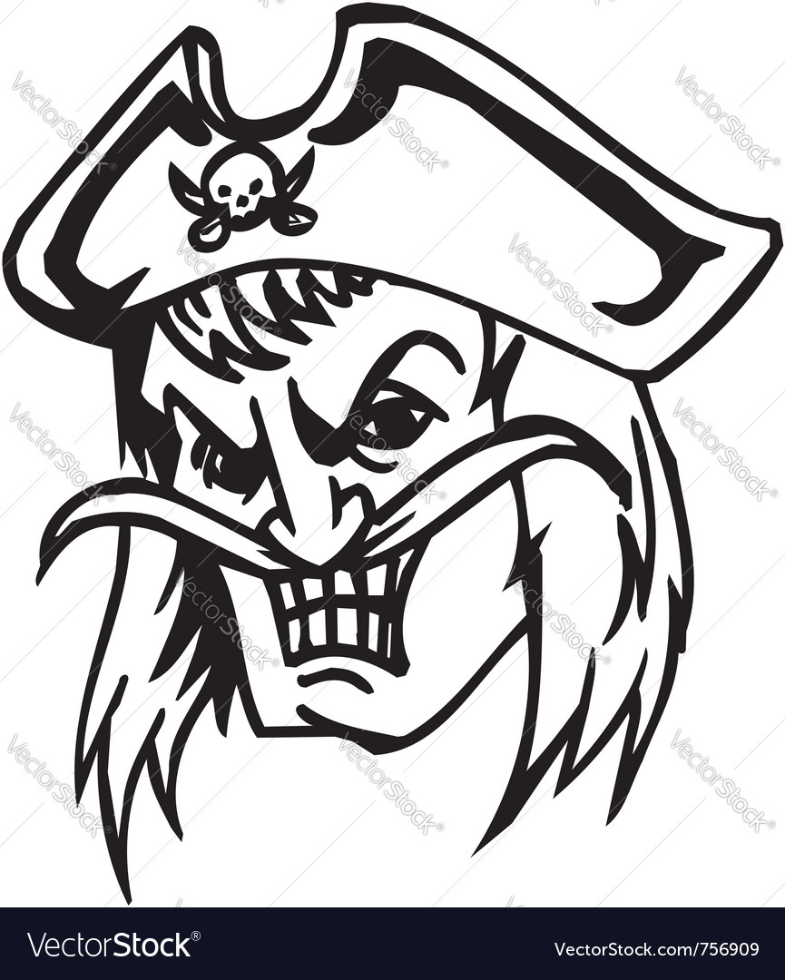 Pirate - halloween set - vector | Price: 1 Credit (USD $1)