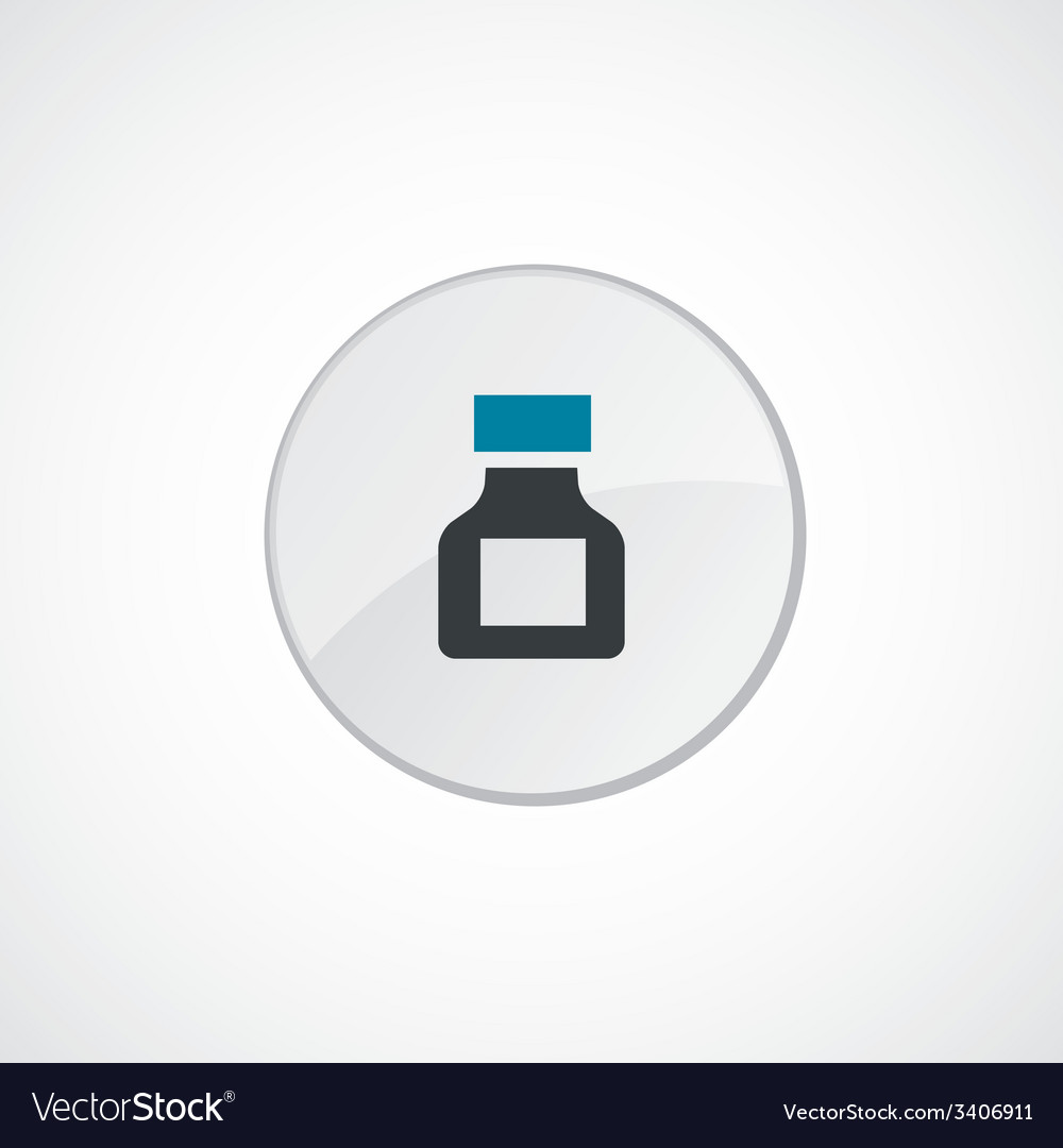 Drugs icon 2 colored vector | Price: 1 Credit (USD $1)