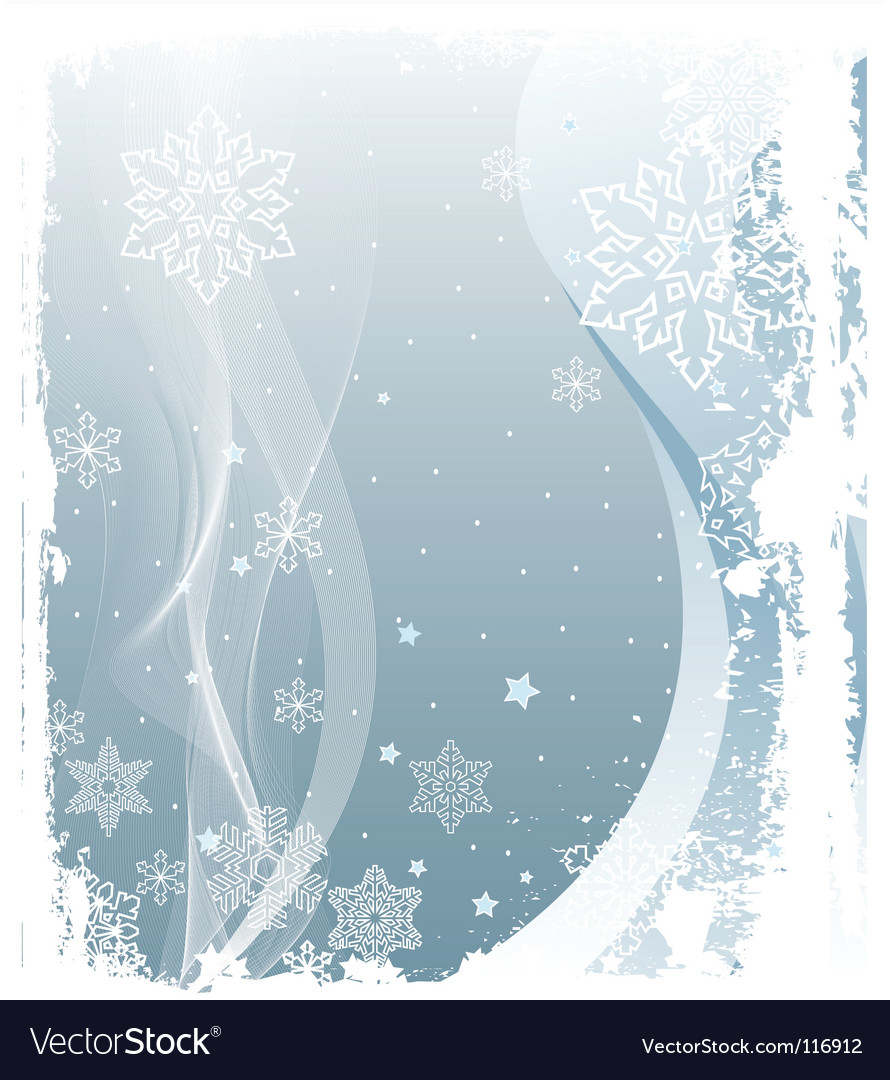 Snowing background vector | Price: 1 Credit (USD $1)