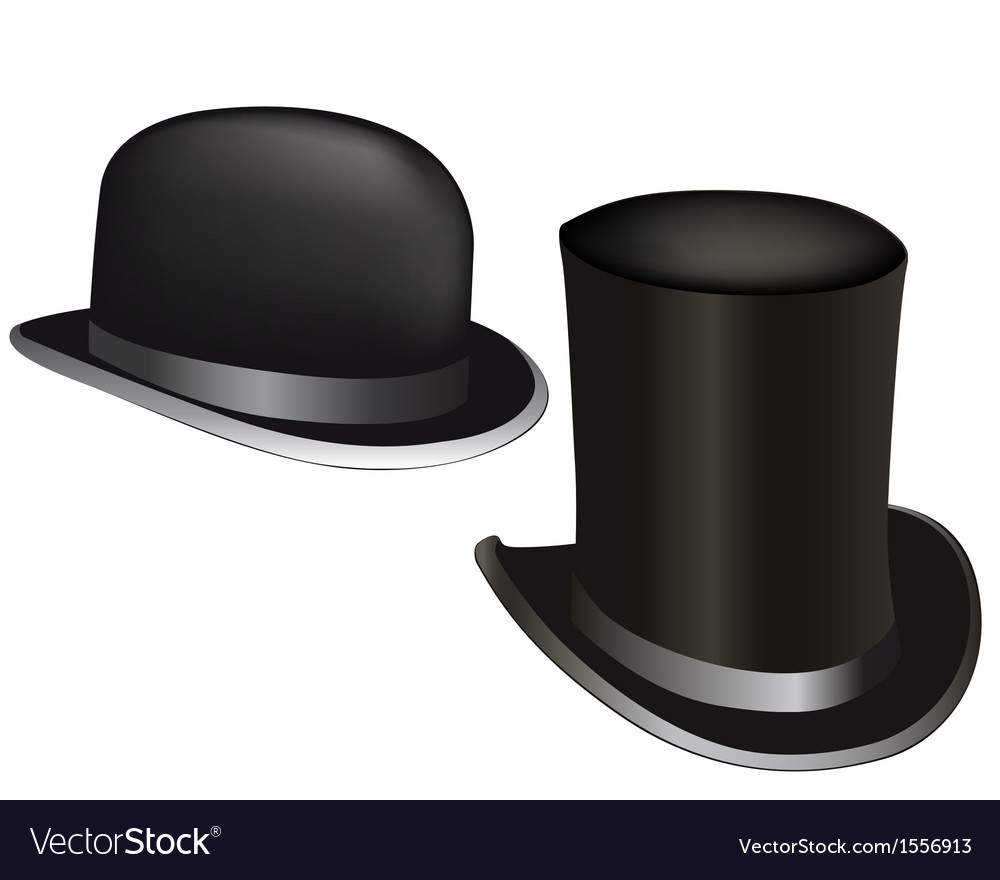 Hat and cylinder vector   Price: 1 Credit (USD $1)