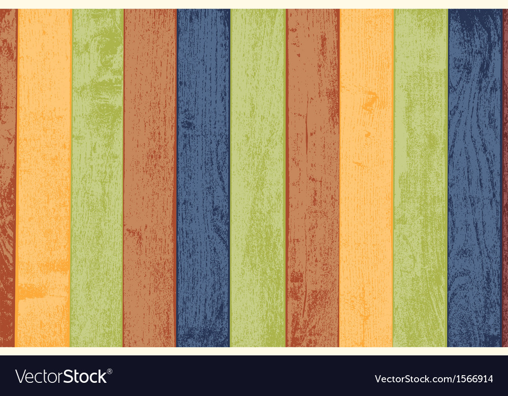 Wooden planks background vector | Price: 1 Credit (USD $1)