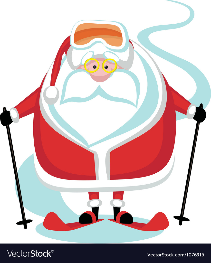 Santa vector | Price: 1 Credit (USD $1)