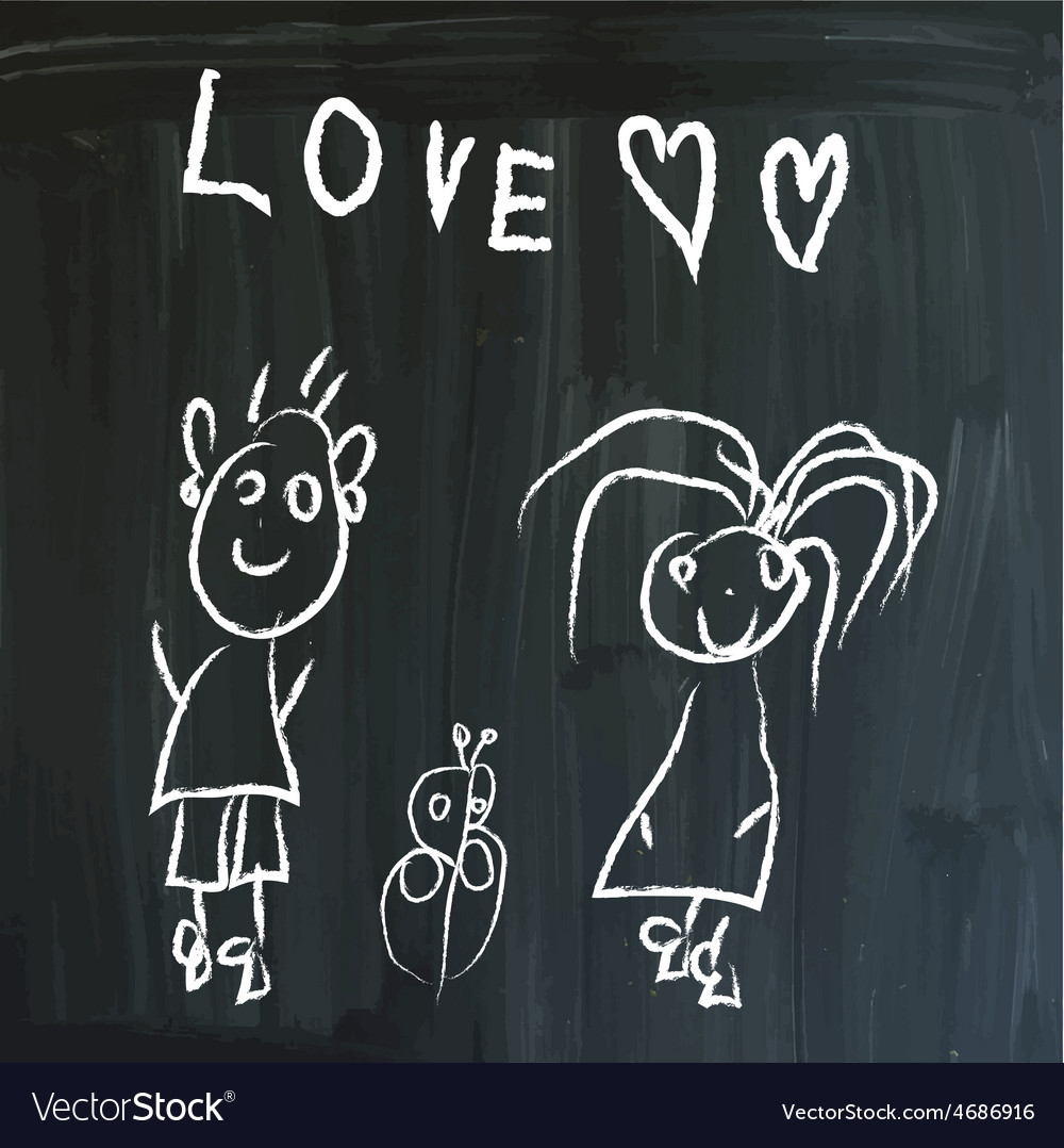 Message on a blackboard vector   Price: 1 Credit (USD $1)