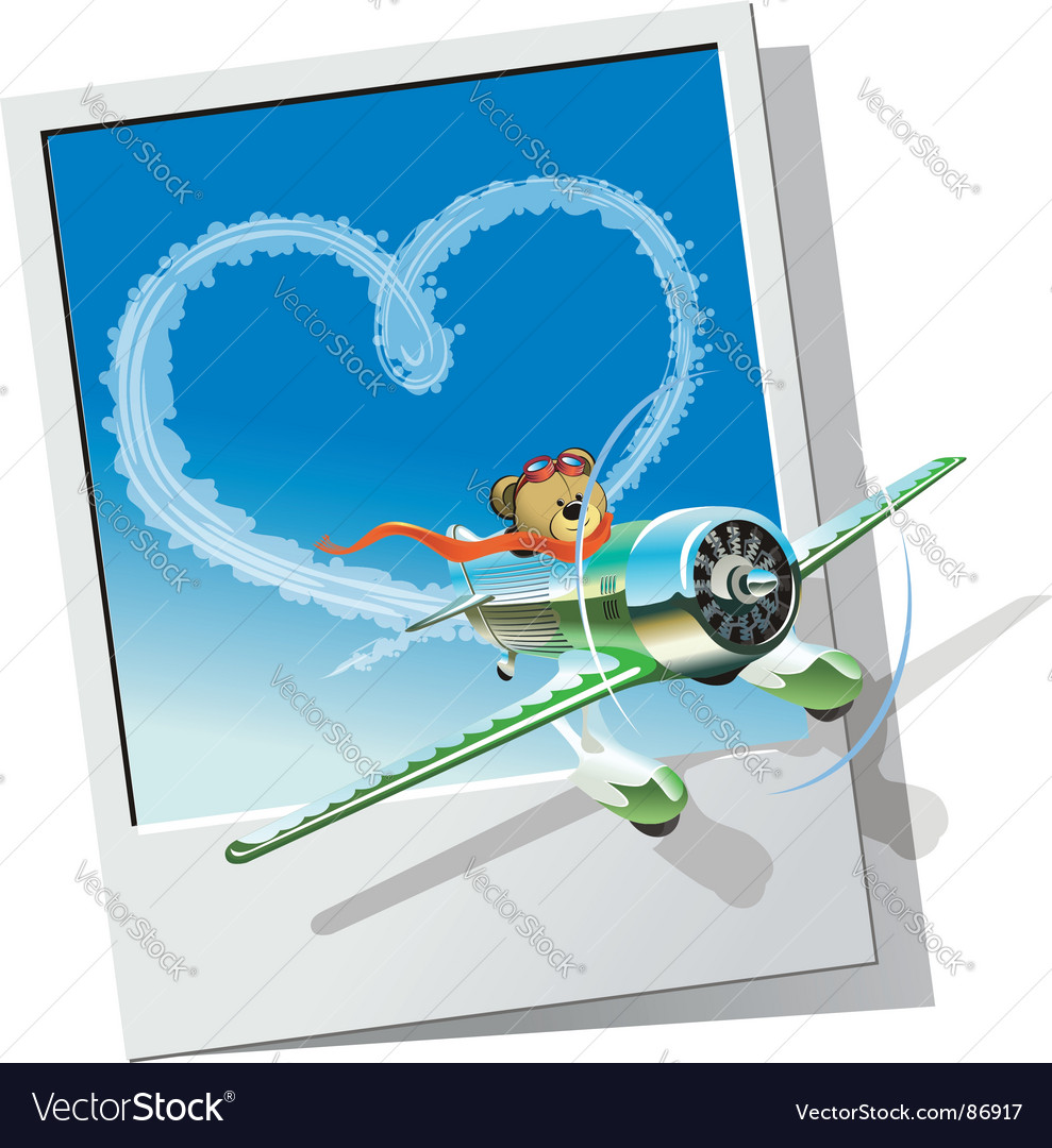 Racing airplane vector   Price: 3 Credit (USD $3)