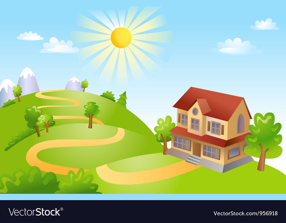 Home vector | Price: 3 Credit (USD $3)