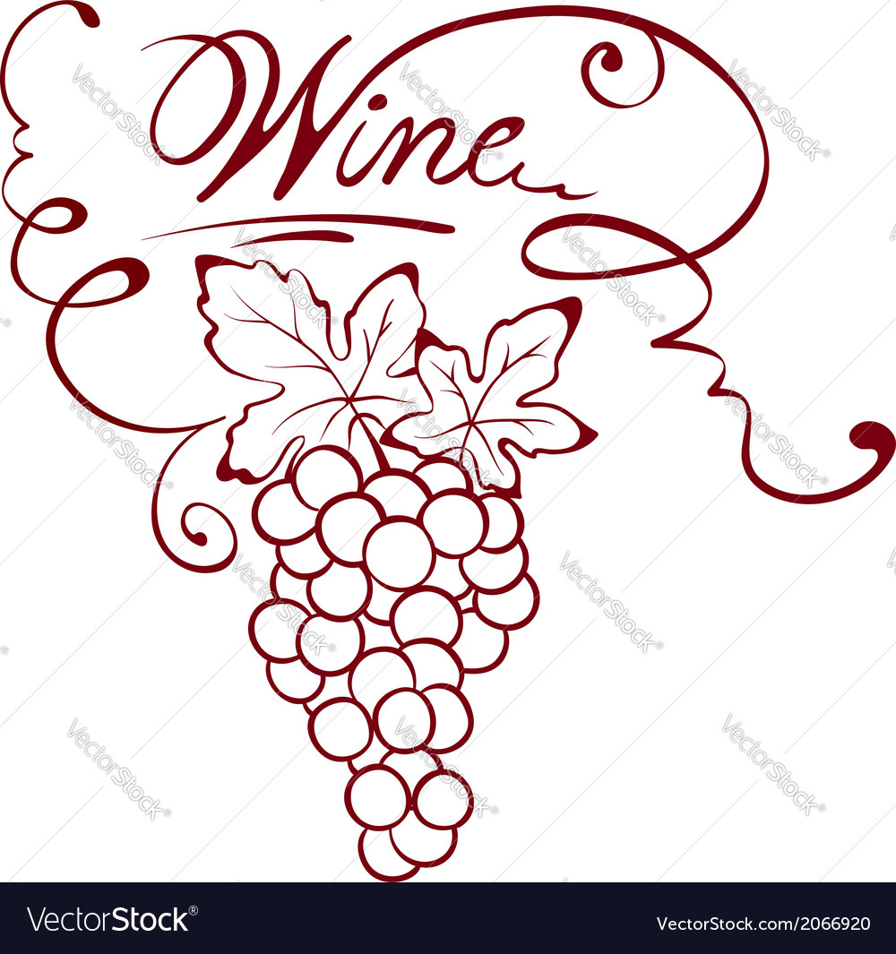 - wine title vector | Price: 1 Credit (USD $1)
