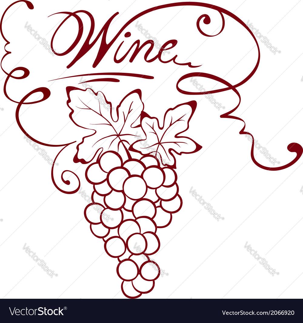 - wine title vector | Price: 1 Credit (USD $1)