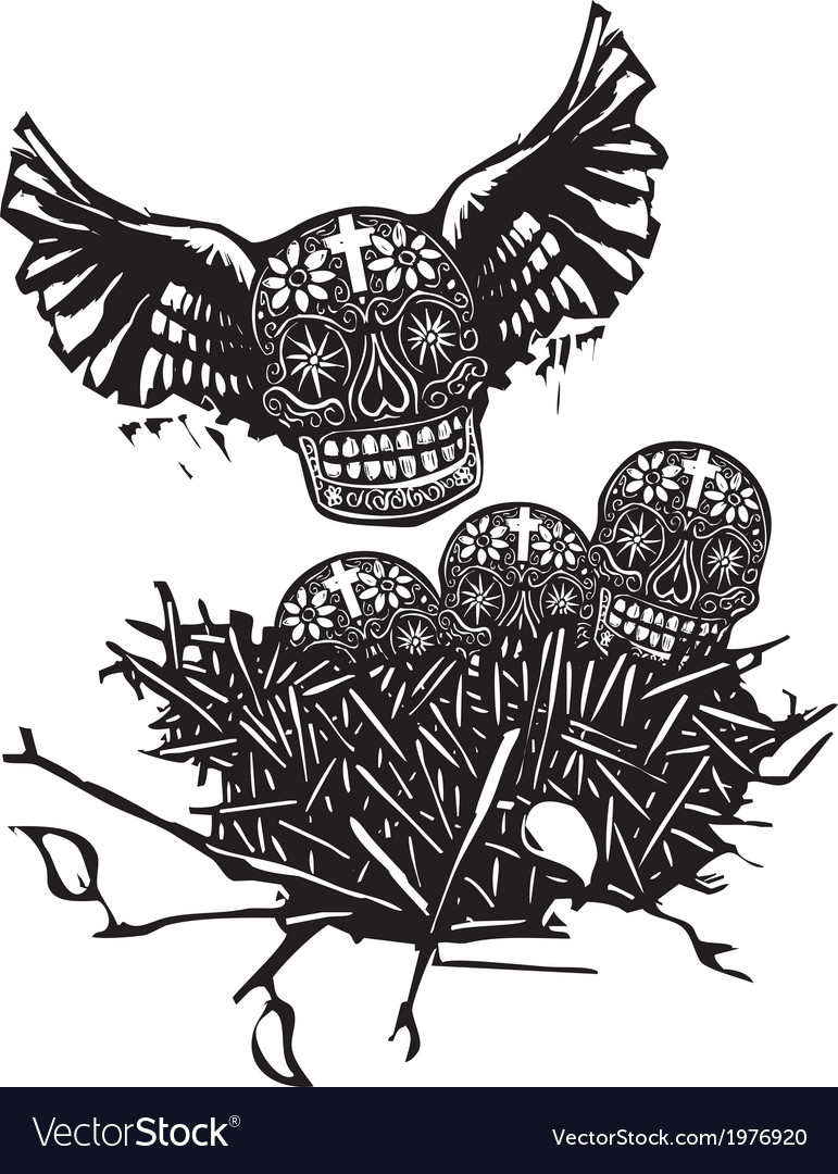 Flock of death vector | Price: 1 Credit (USD $1)