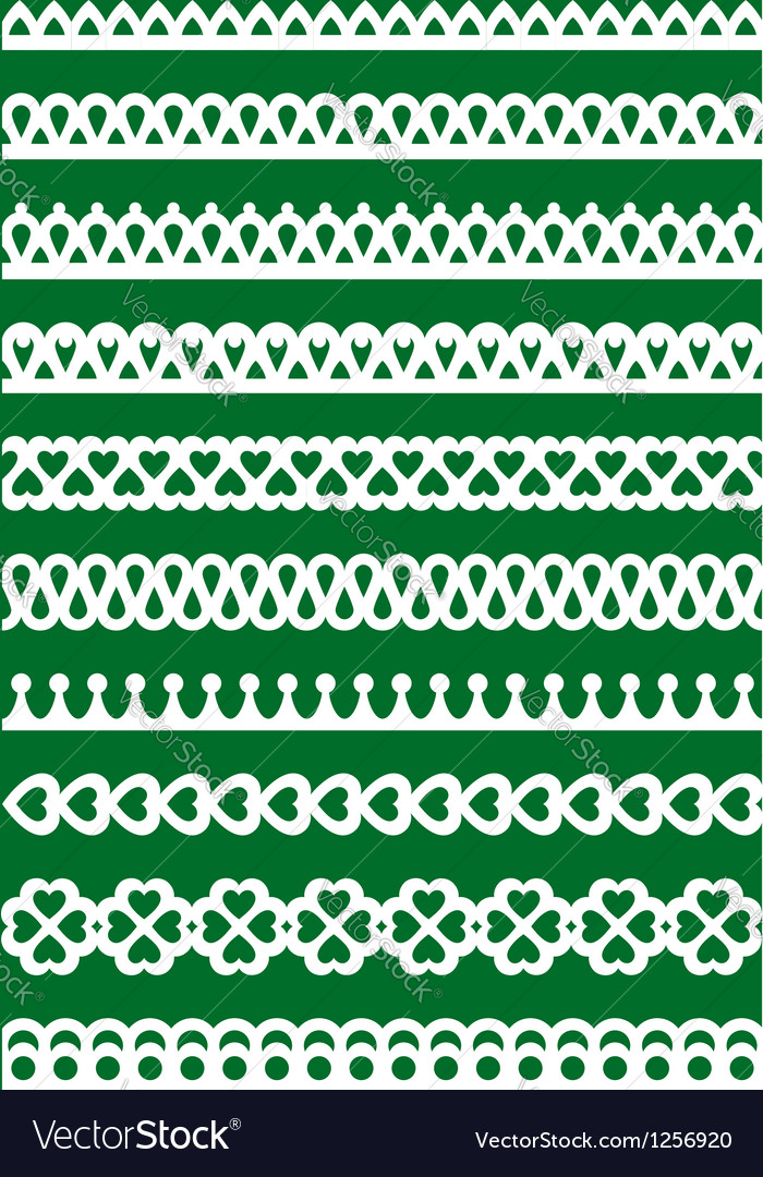 Lace patterns 3 vector | Price: 1 Credit (USD $1)