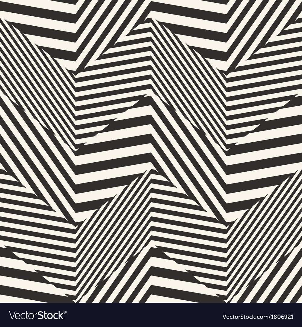 Striped textured chevron optical vector | Price: 1 Credit (USD $1)