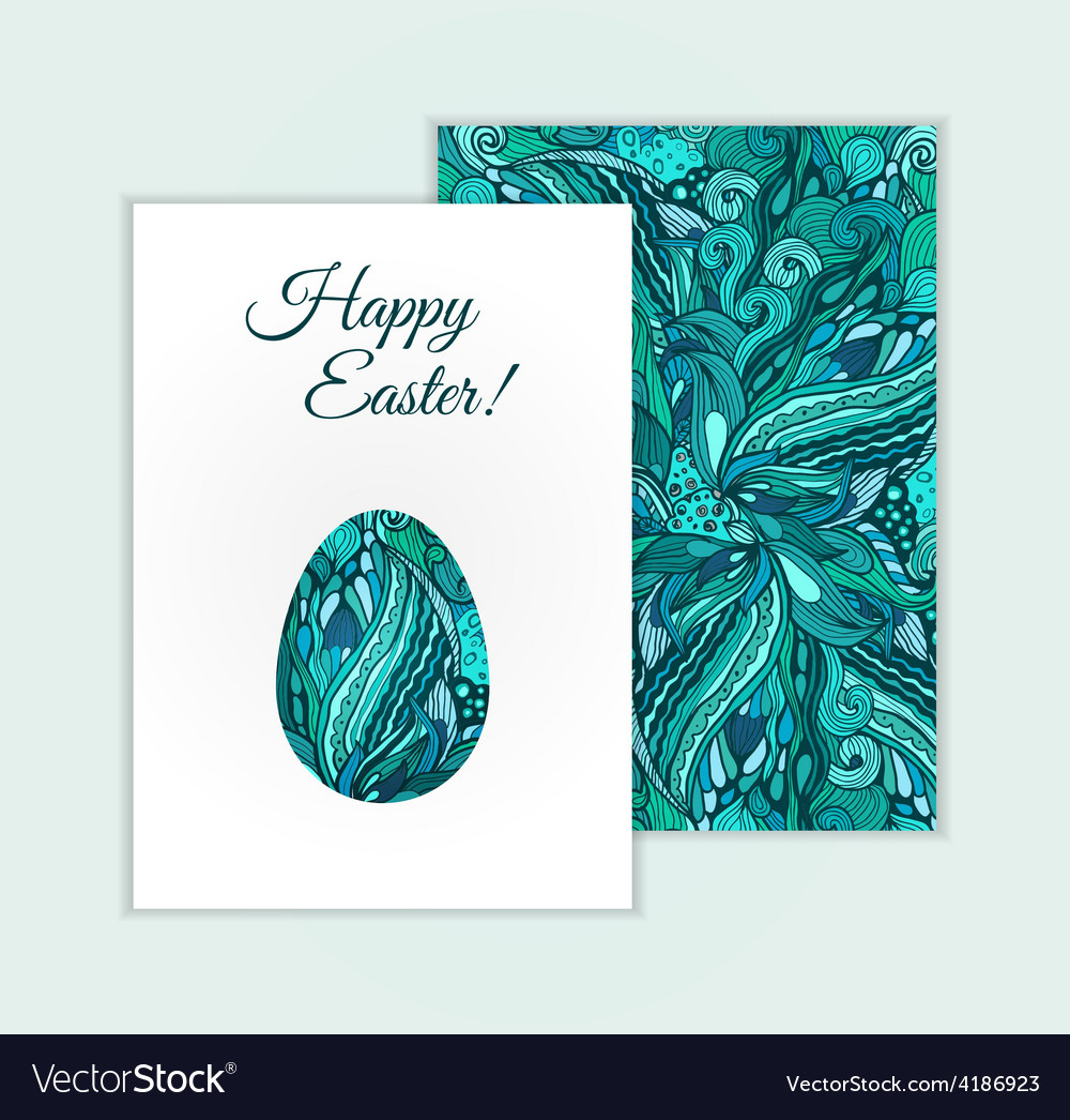 Easter card vector   Price: 1 Credit (USD $1)