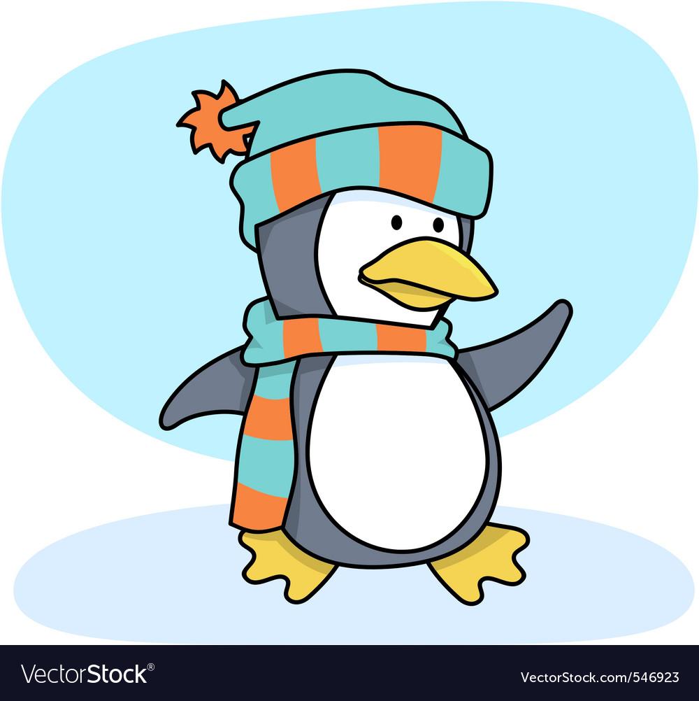 Little penguin 1 vector | Price: 1 Credit (USD $1)