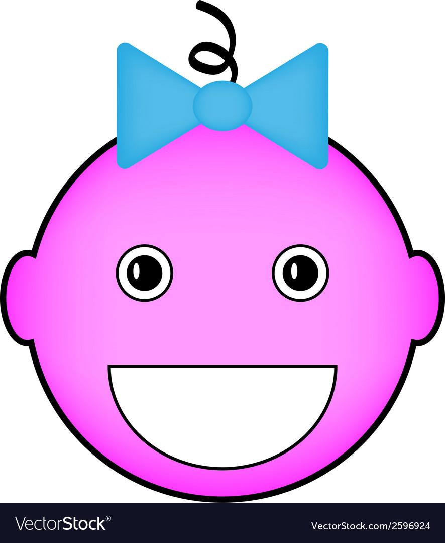 Baby icon vector | Price: 1 Credit (USD $1)