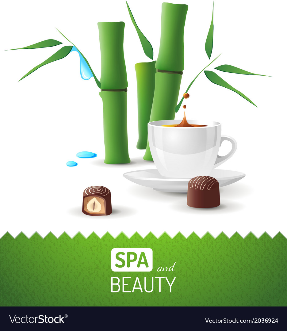 Spa and beauty vector | Price: 1 Credit (USD $1)