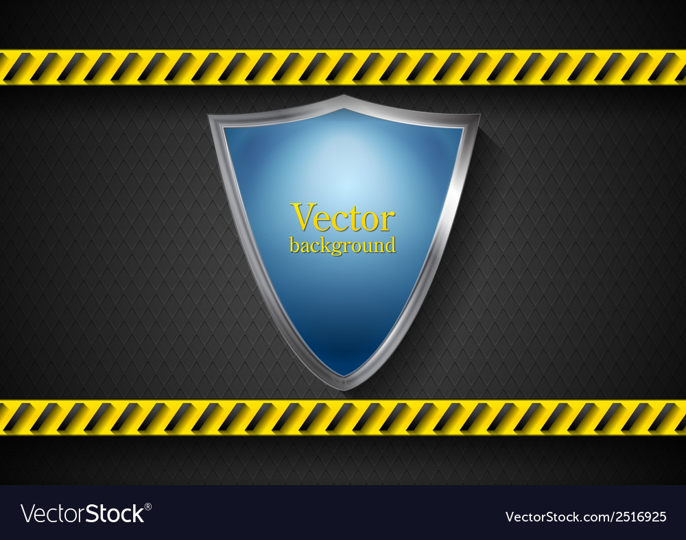 Abstract protection design vector | Price: 1 Credit (USD $1)