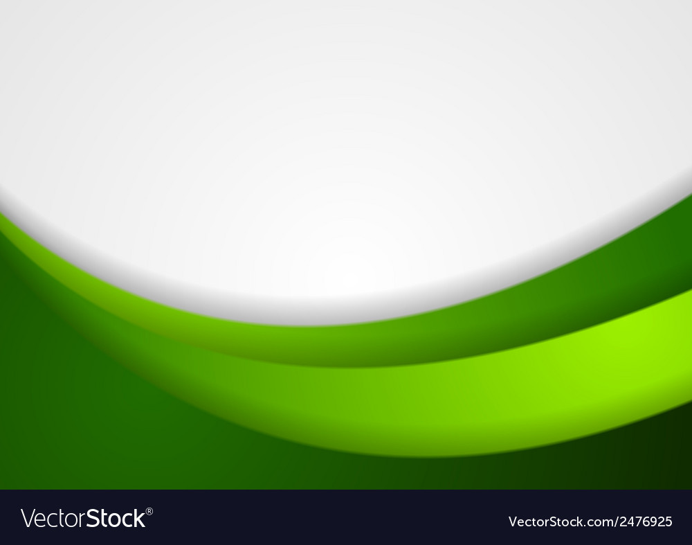 Bright abstract waves background vector | Price: 1 Credit (USD $1)