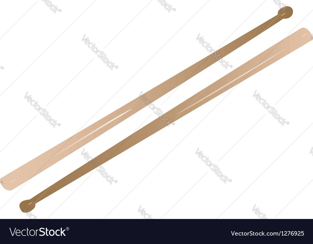 Drumstick vector | Price: 1 Credit (USD $1)