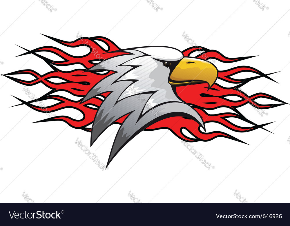 Bird cartoon mascot vector | Price: 3 Credit (USD $3)