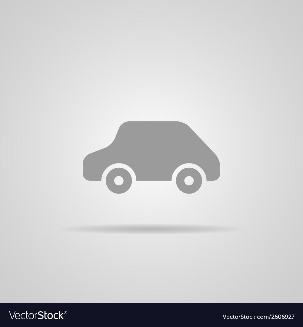 Auto icon vector | Price: 1 Credit (USD $1)