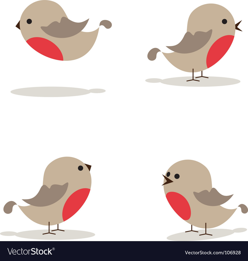 Robins vector | Price: 1 Credit (USD $1)
