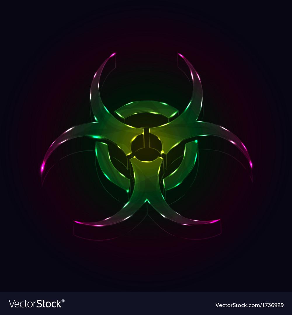 Biohazard vector | Price: 1 Credit (USD $1)