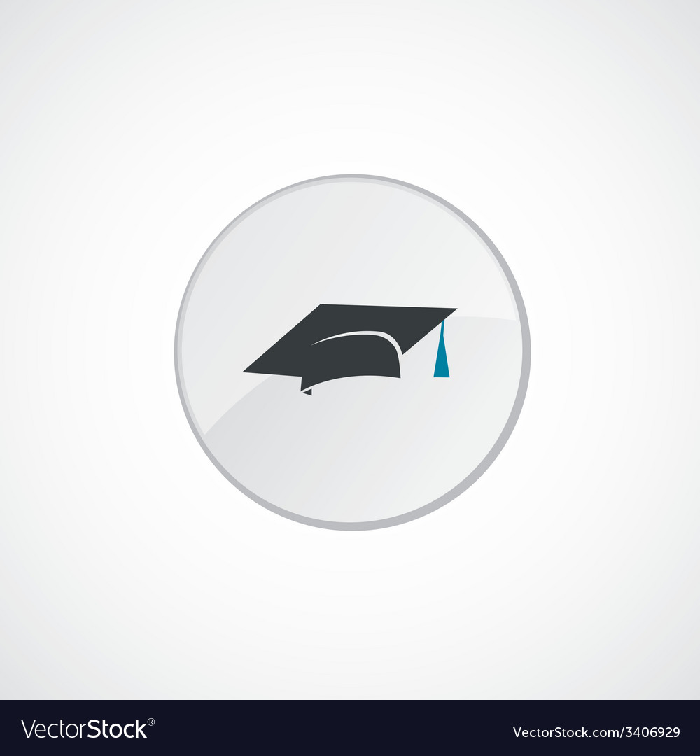Education icon 2 colored vector | Price: 1 Credit (USD $1)